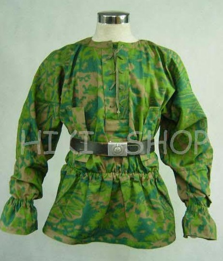 WW2 German Elite Type I M38 Palm/Forest Smock